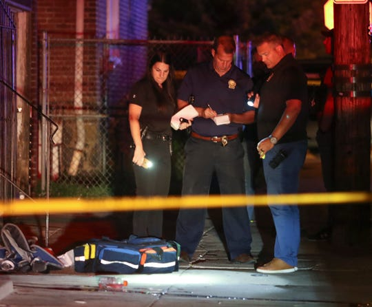 Shootings in Wilmington are on the decline, tumbling after 2017 proved to be the most deadly year ever for gun violence in the city. But shooting homicides committed in the city this year have gone largely without arrest.