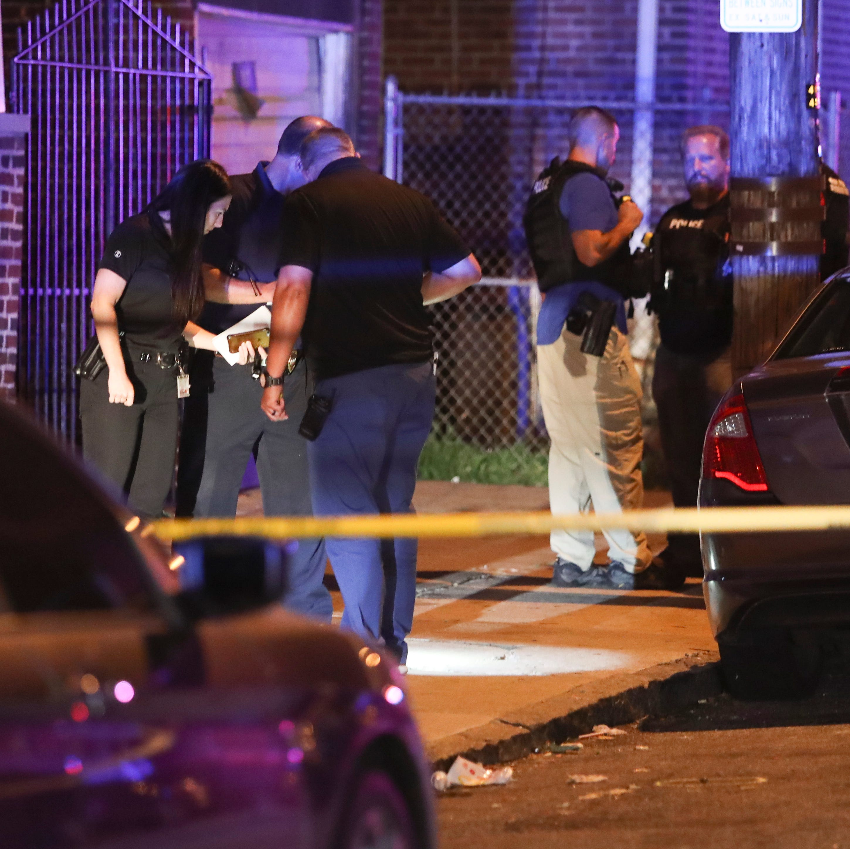 Shooting on W. 5th in Wilmington has 27-year-old in critical condition