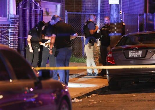 5th Street Shooting