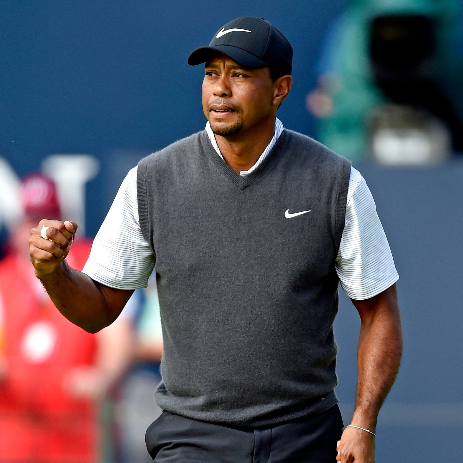 2018 British Open leaderboard: Tracking Tiger Woods, others in Round 4