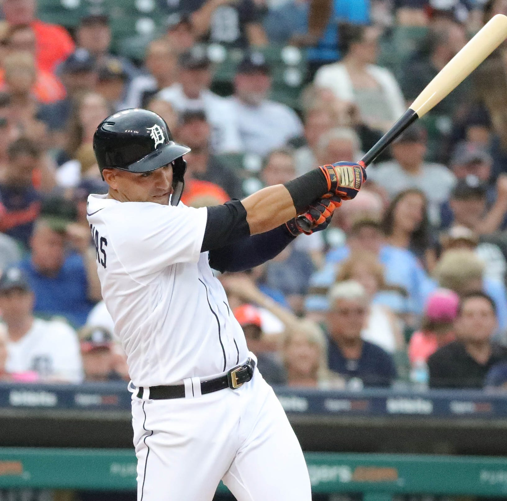 Detroit Tigers' Jose Iglesias admits to thinking about trade possibilities