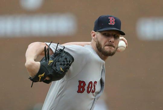 Red Sox left-hander Chris Sale will undergo Tommy John surgery.