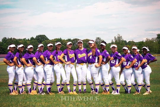 The District 9 Senior softball team, comprised of players from the Cape Coral and Greater Fort Myers Little Leagues, played in the Southeast Regional in Salisbury, North Carolina.