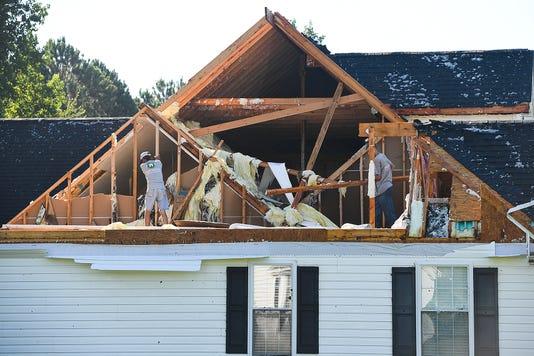 Belton Storm Damage