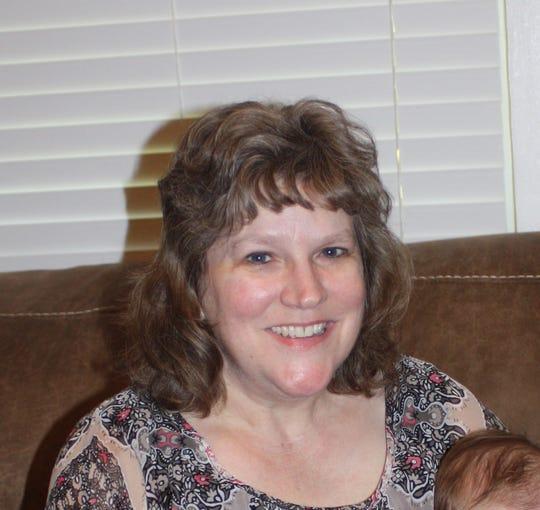 Avon representative Christy Williams.