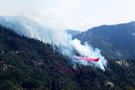 Horse Creek Fire 2