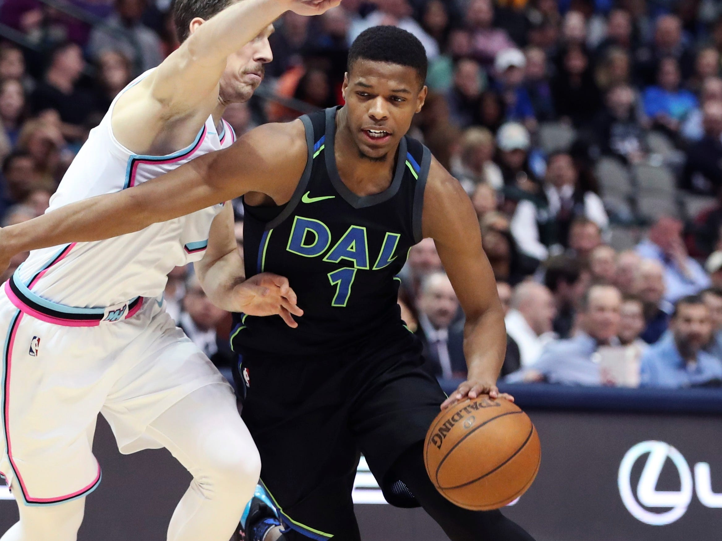 Dennis Smith Jr., Dallas Mavericks — 21 (born 11/25/1997)