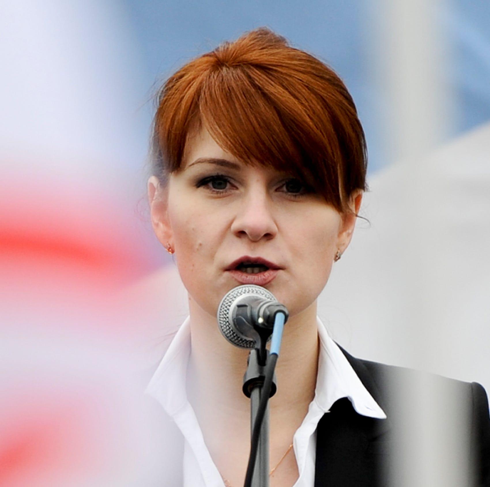 Report: Alleged spy Maria Butina paid by Russian billionaire Konstantin Nikolaev