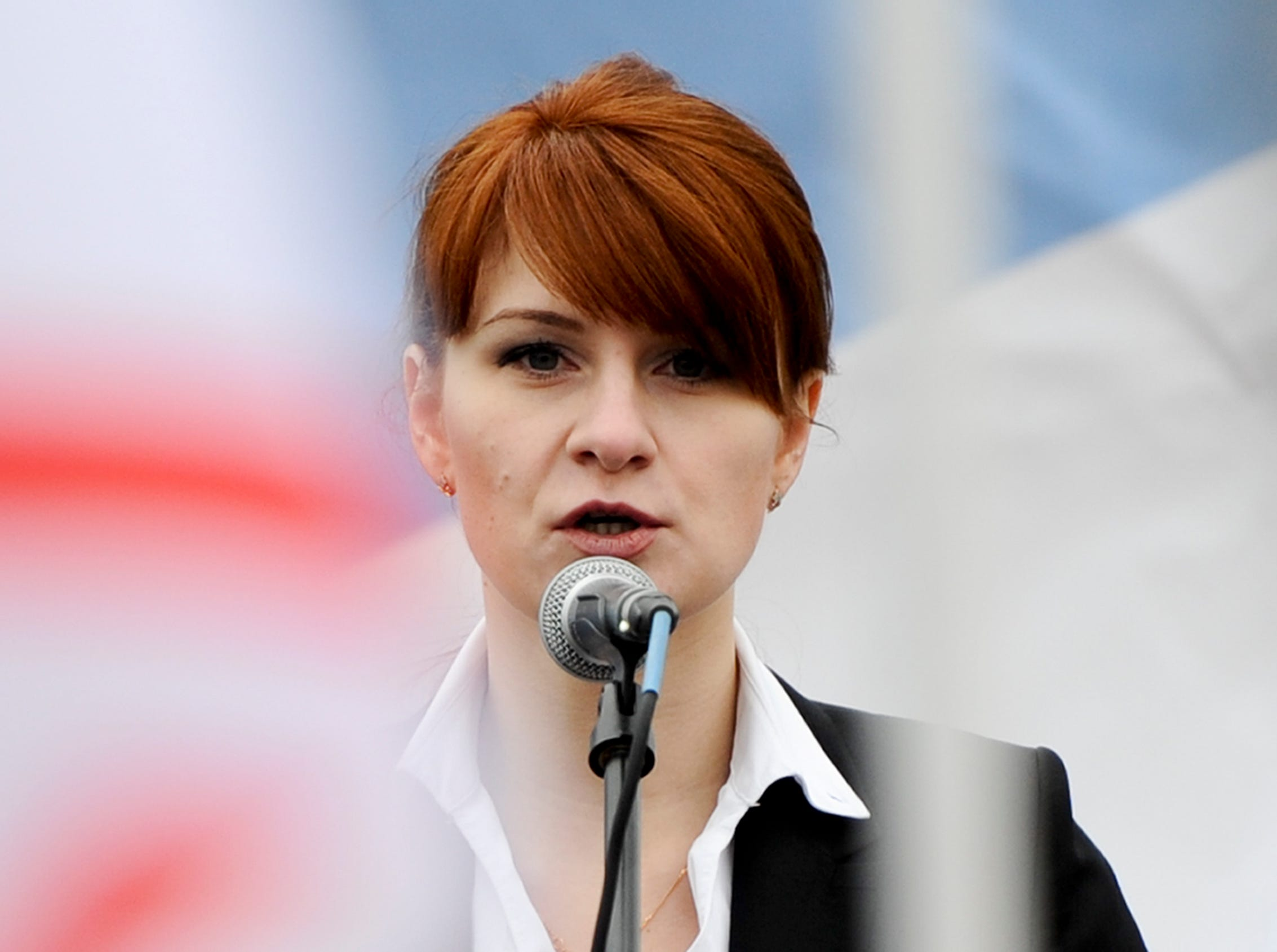 Maria Butina paid by Russian billionaire