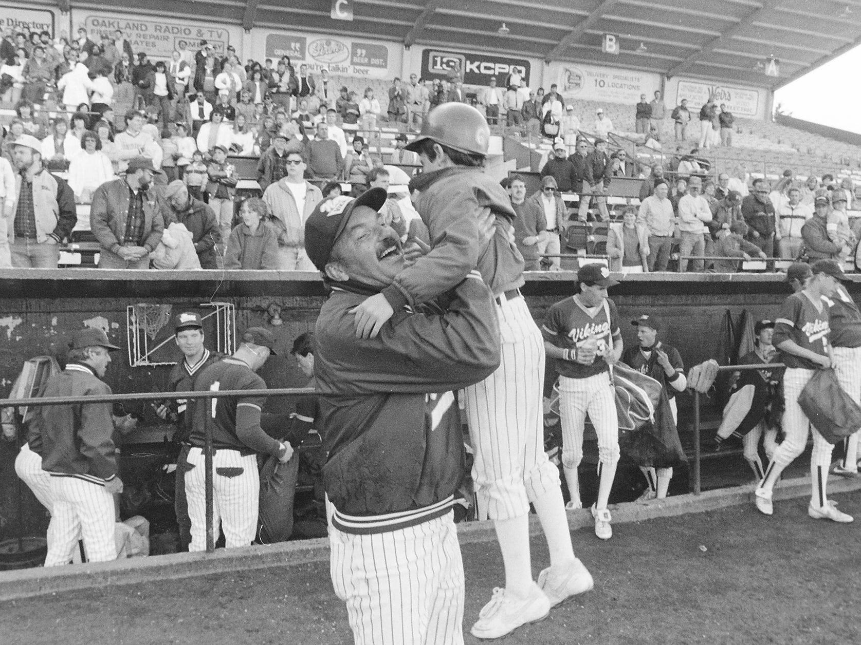 05/28/88NK vs Tahoma Baseball State Title Game