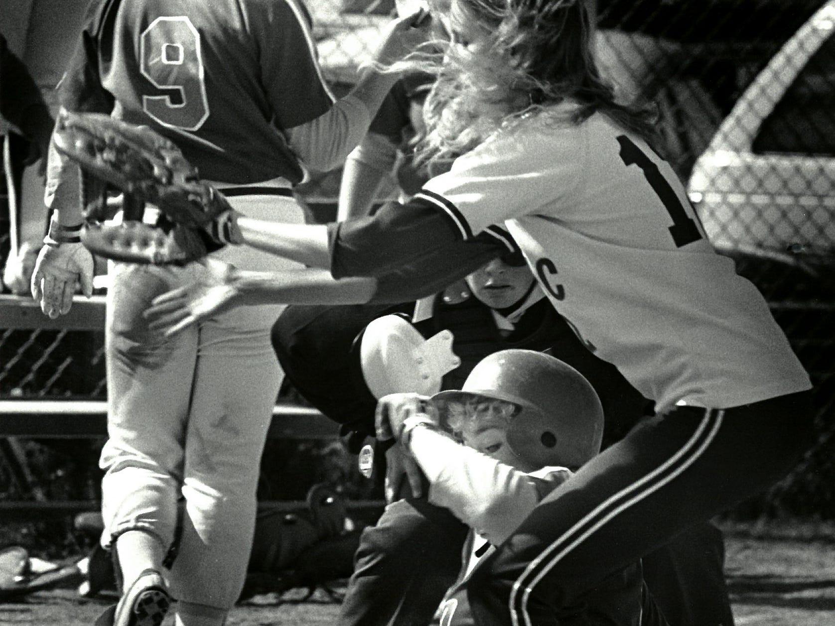 1988Green River vs OC Softball