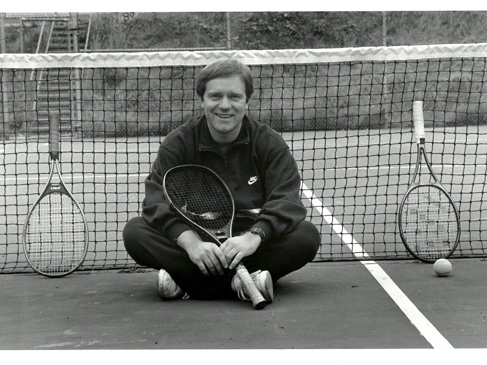 10/13/88BI Tennis Coach