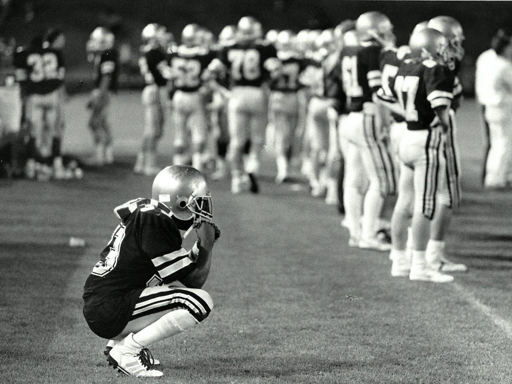 09/16/88Football Sideline