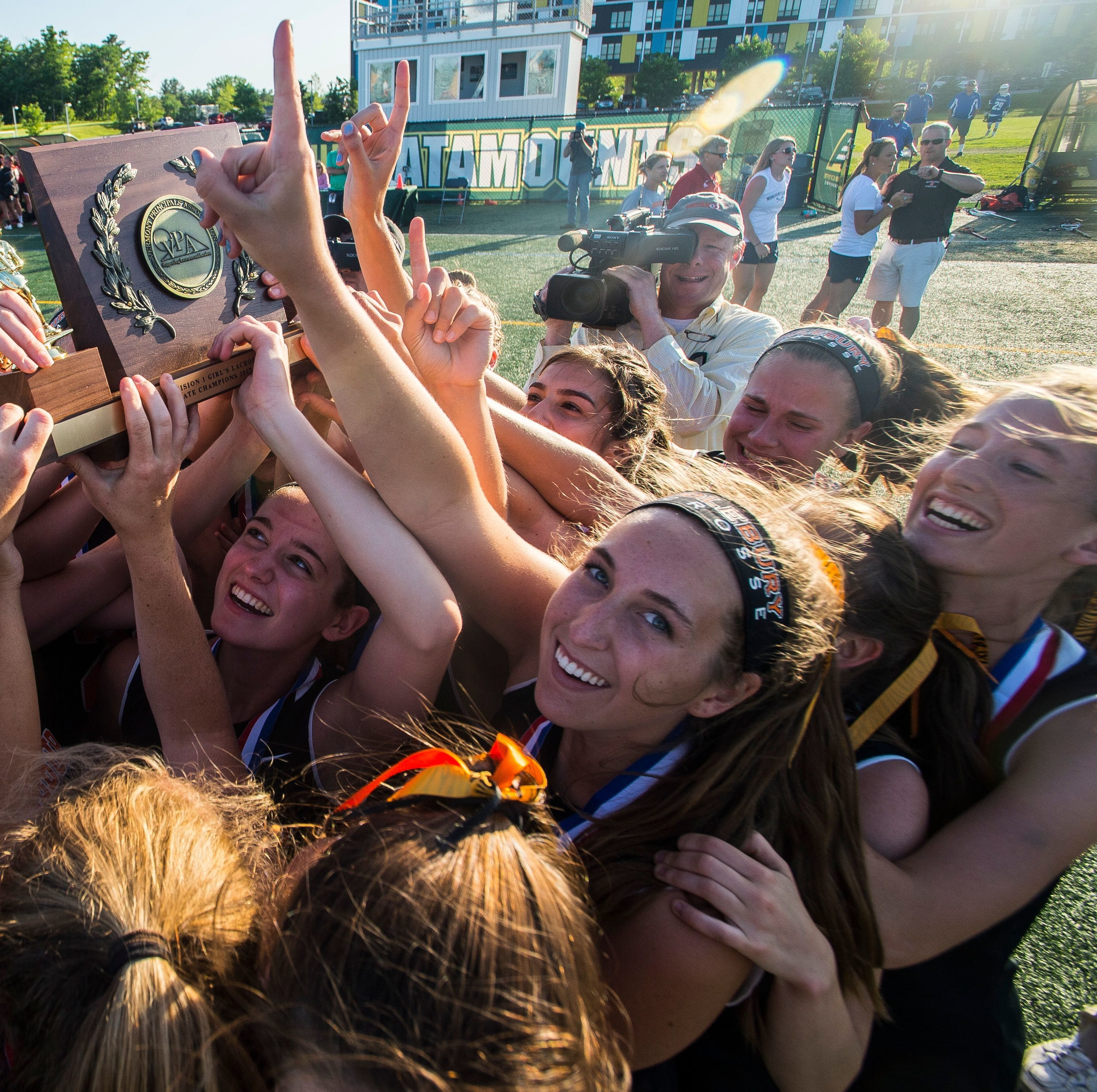 Our new Vermont Varsity Insider Facebook group celebrates the spirit of high school sports