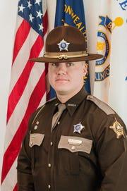 Boone County Sheriff's Deputy Nick England