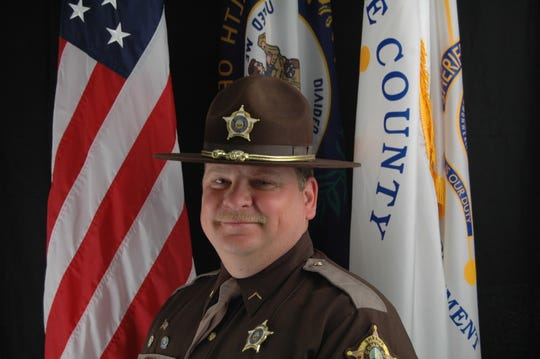 Boone County Sgt. Jared DeMoisey