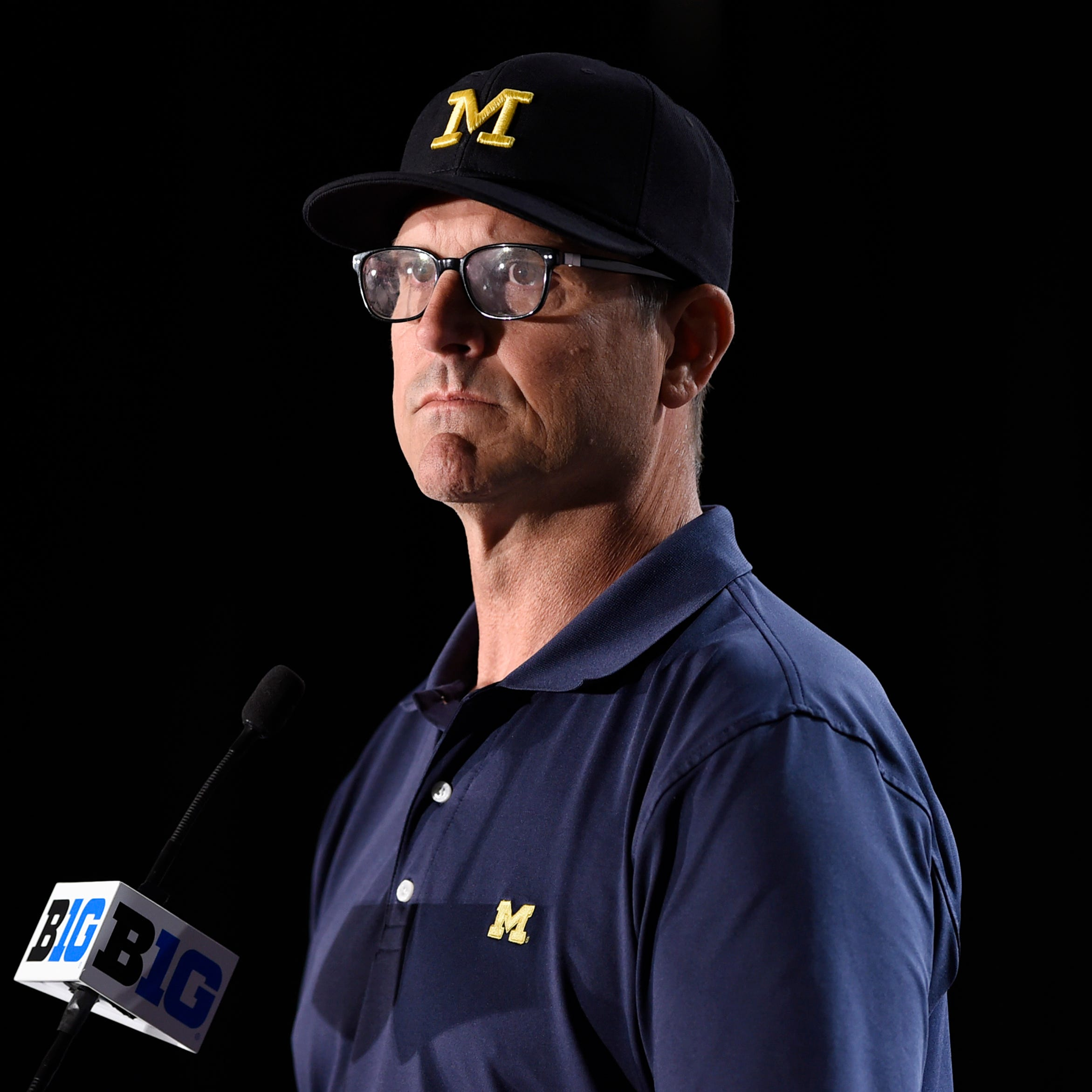 Michigan football's Jim Harbaugh has 'tweaked' offense; will it work?