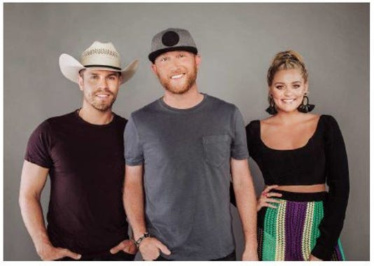 Cole Swindell at Ford Center