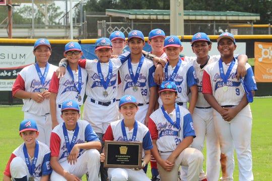 Lehigh Major baseball state champions