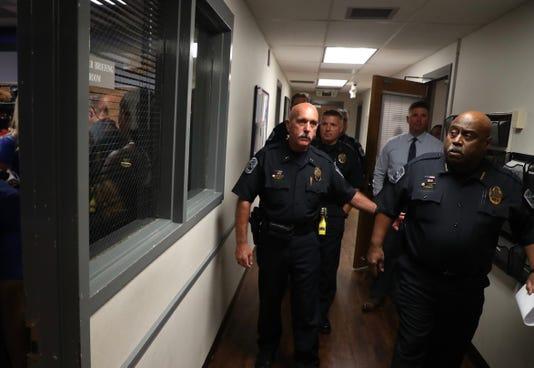 Chief Derrick Riggs briefing 10
