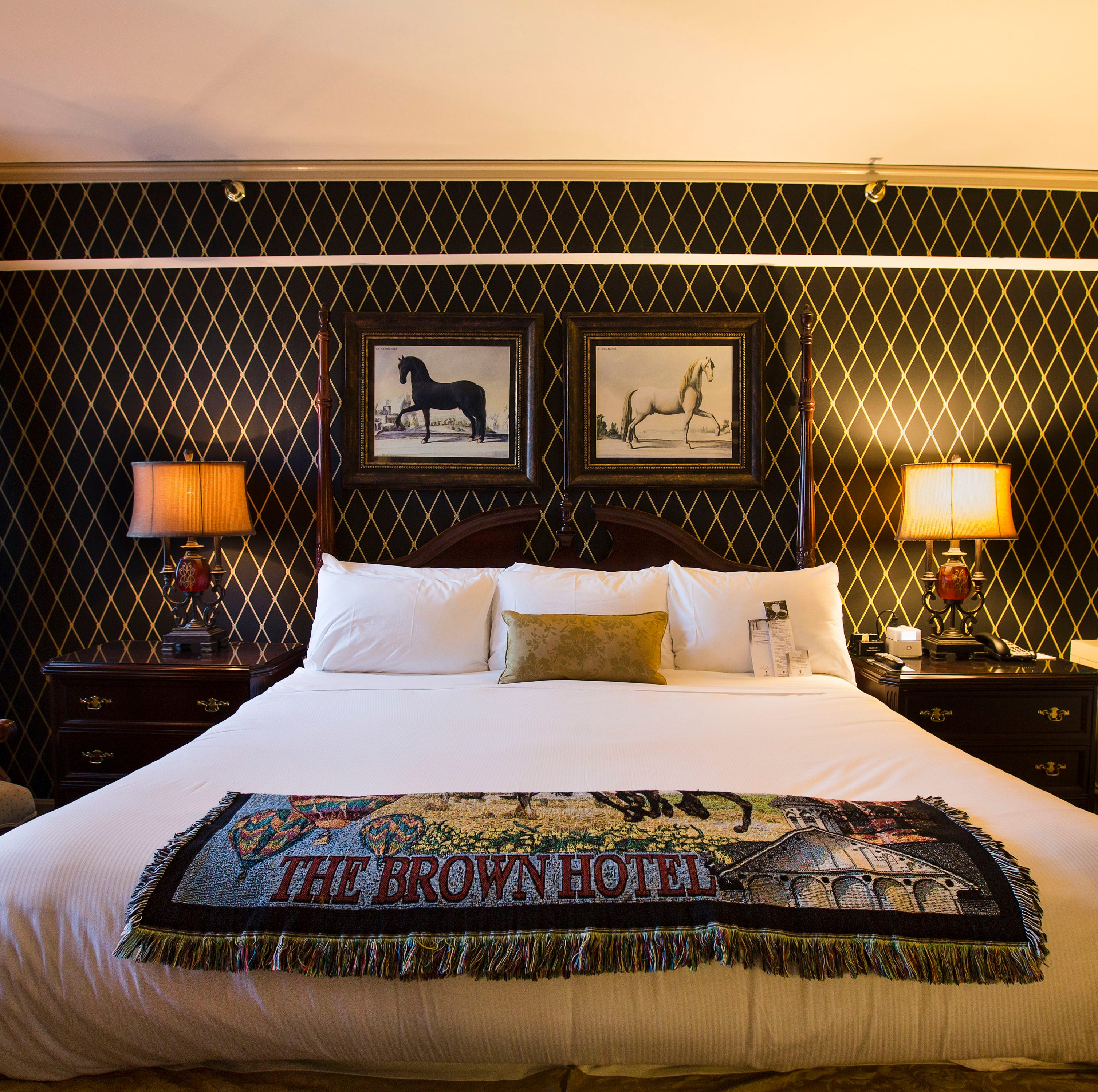 $10K a night for a hotel room in Louisville? It must be Kentucky Derby time