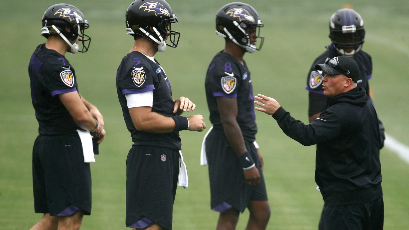 Darrell Bevell unlikely to return; Lions reportedly interview Ravens' James Urban for OC -