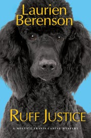 """Ruff Justice"" by Laurien Berenson"