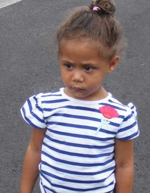 Milwaukee police sought help in identifying a lost child, named Tiffany, about 2 years old. She was dropped off at a day care.