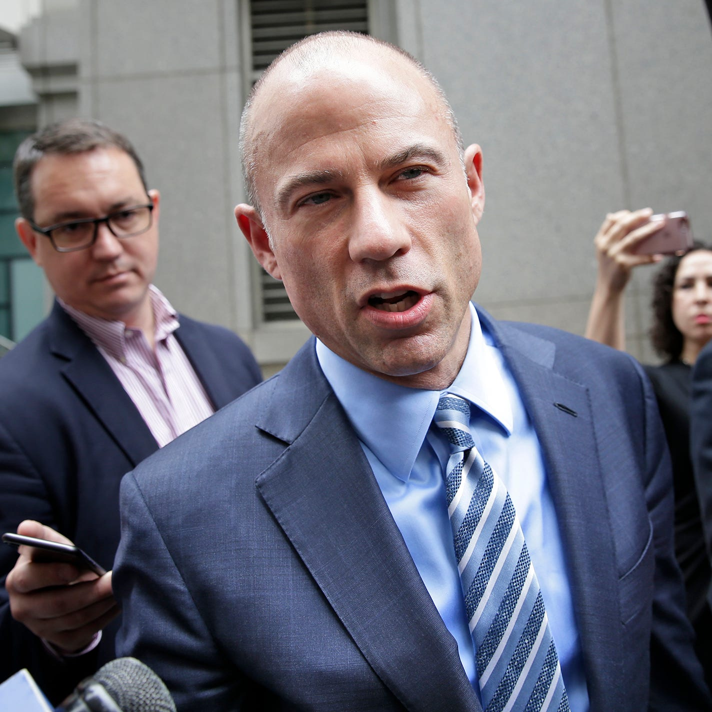 Michael Avenatti, known for Stormy Daniels lawsuit, to visit Vermont in mid-November