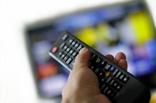 Binge Watching Tv Show