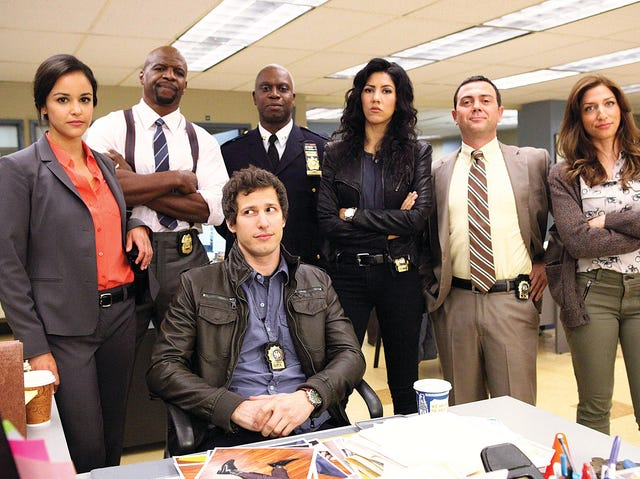 Brooklyn Nine-Nine' starts new season on NBC