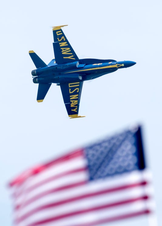 Saturday Blue Angels