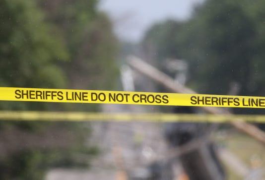 Sheriff's Tape