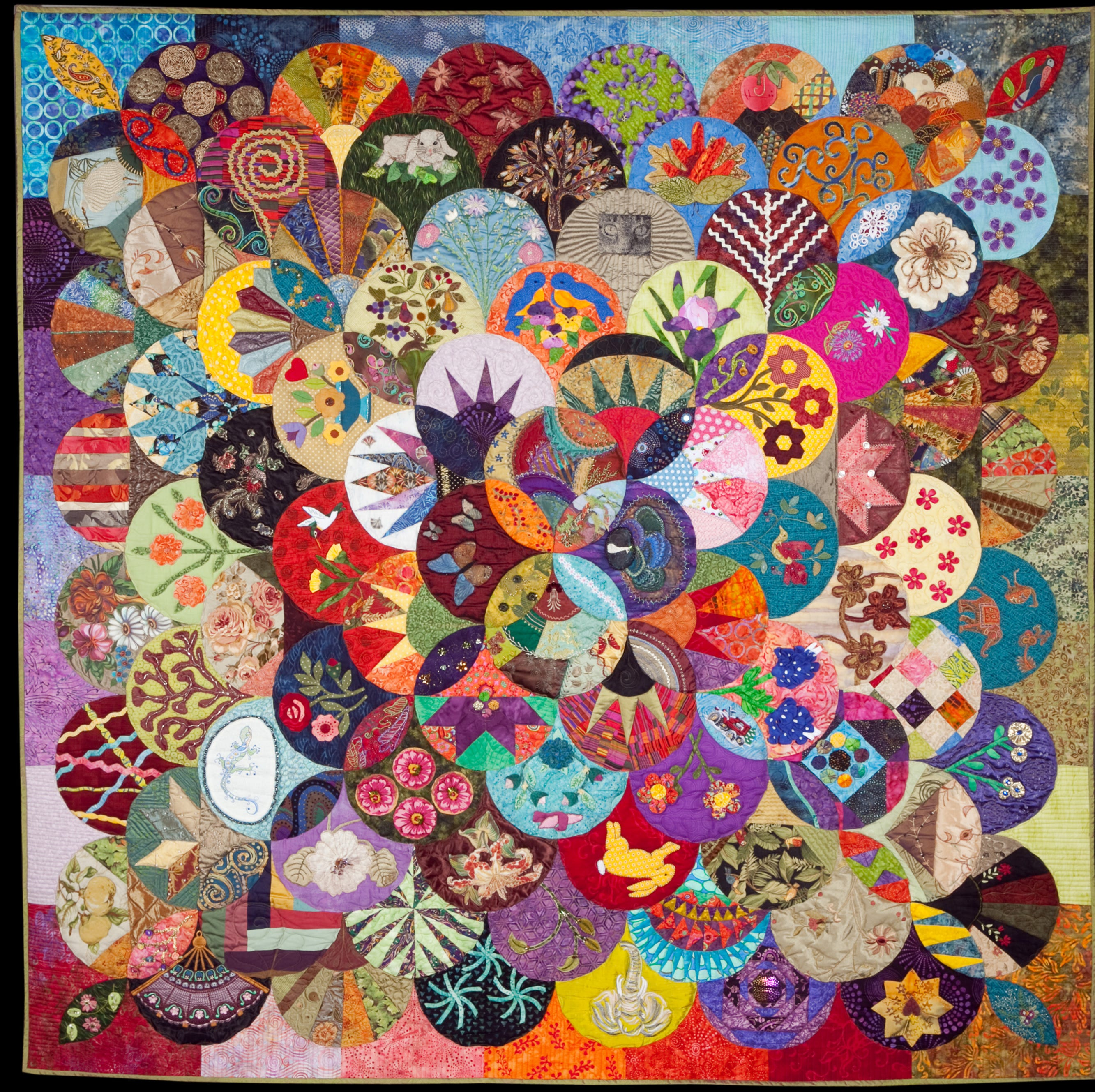 San Angelo exhibit shows off beauty, ingenuity and craftsmanship of quilters