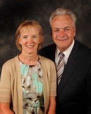 Janet And Ned Mikkelsen