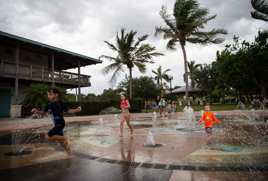 Martin County Parks and Recreation's Family Fun Day is 10 a.m. to 2 p.m. Saturday at Indian RiverSide Park, 1707 N.E. Indian River Drive, Jensen Beach.