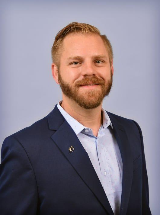 Nick Schreiber Candidate