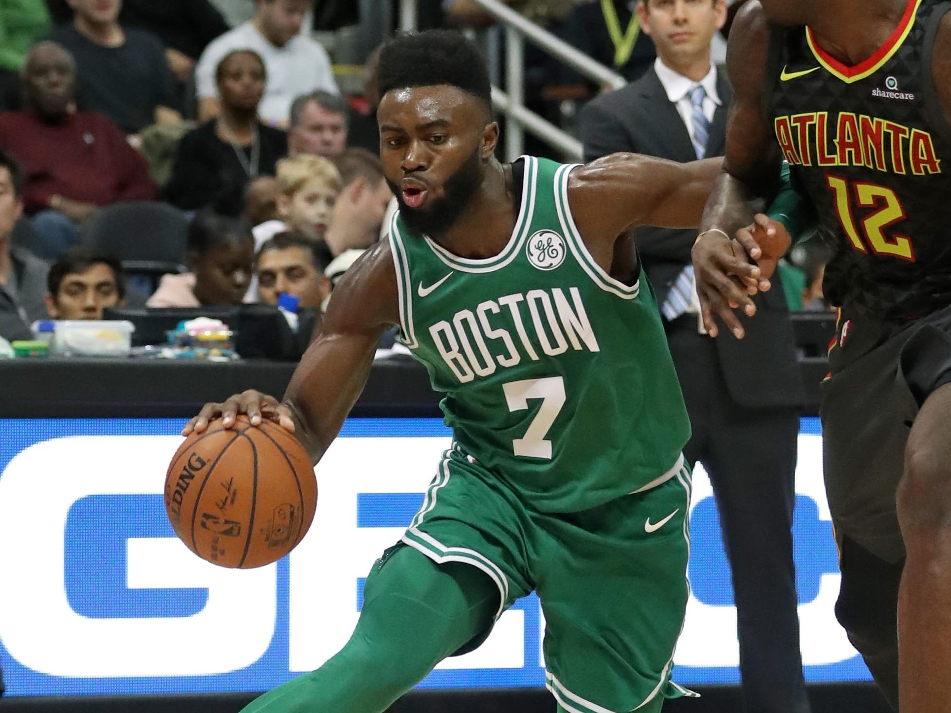 Jaylen Brown, Boston Celtics — 22 (born 10/24/1996)