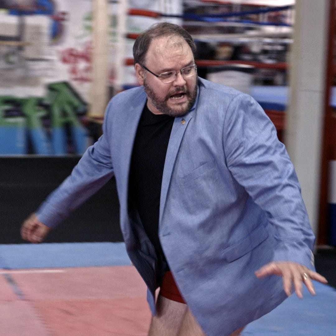 Sacha Baron Cohen got Jason Spencer, a Republican in Georgia's State Assembly,  to drop his pants on camera.