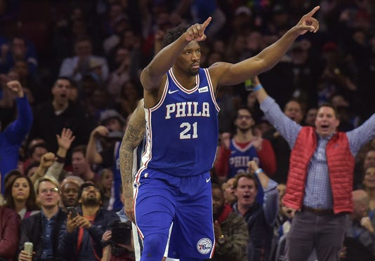 Nba Denver Nuggets At Philadelphia 76ers