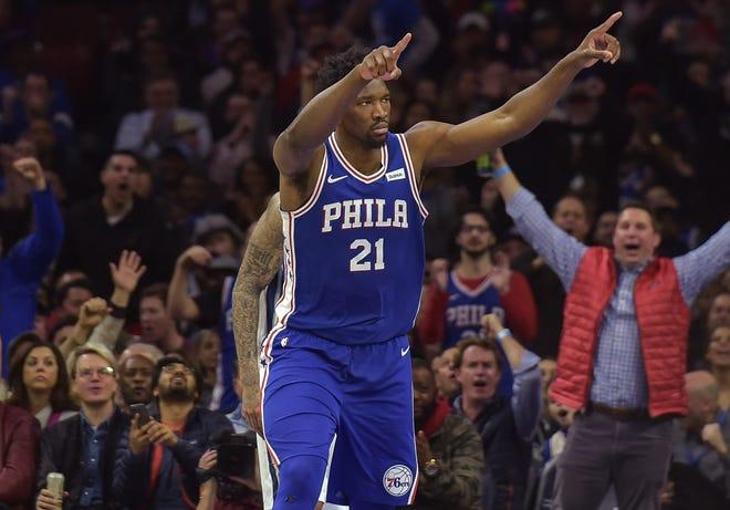 Joel Embiid, Philadelphia 76ers — 24 (born 3/16/1994)