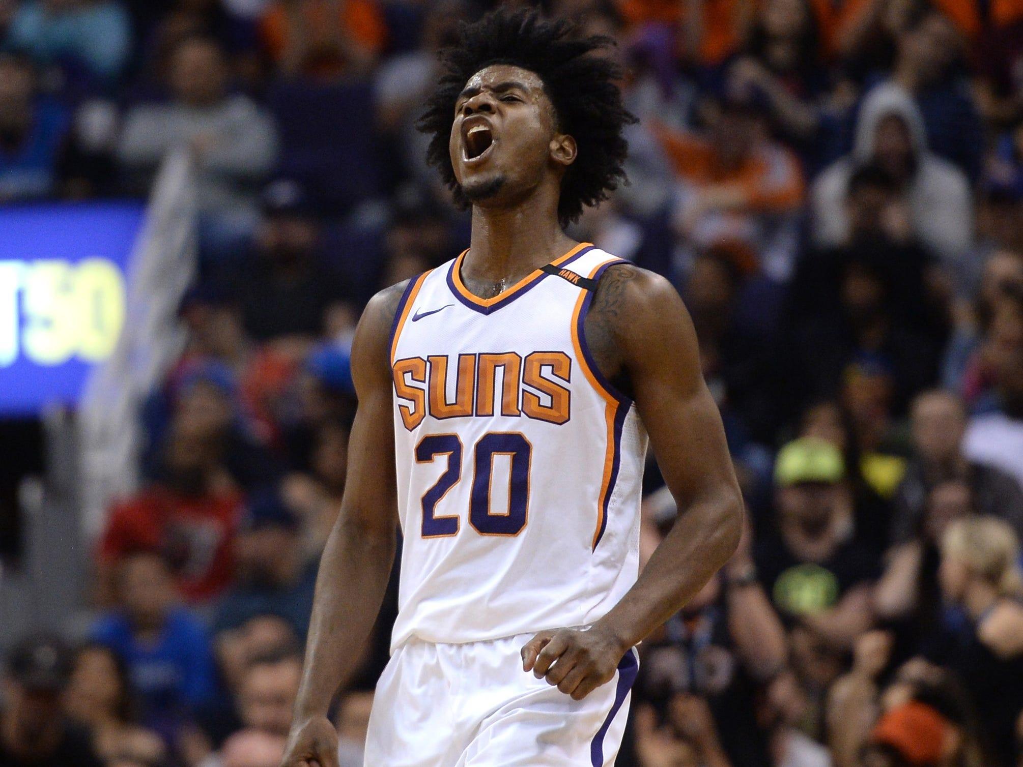 Josh Jackson, Phoenix Suns — 21 (born 2/10/1997)