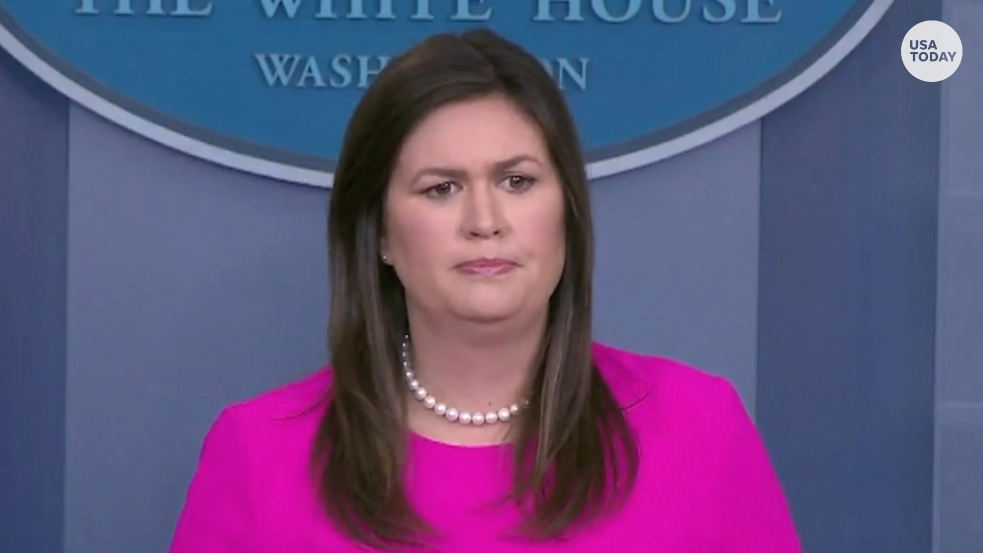 Sarah Sanders sorry for false claim that Donald Trump created more jobs for blacks than Barack Obama