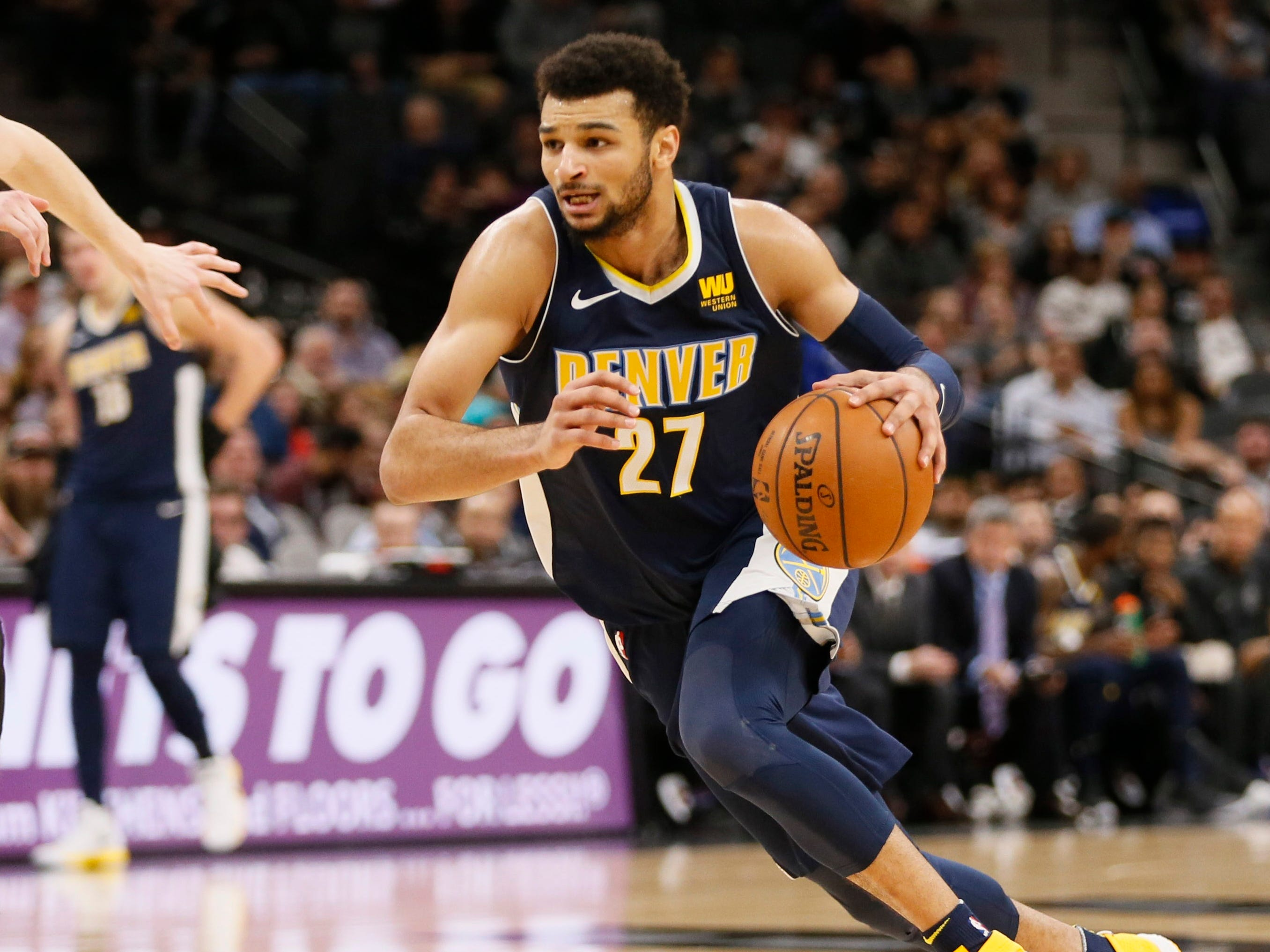 Jamal Murray, Denver Nuggets — 21 (born 2/23/1997)
