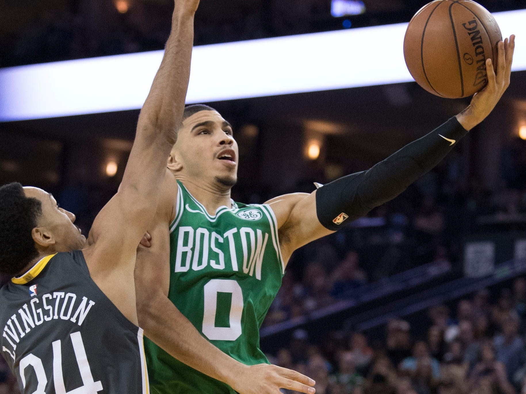 Jayson Tatum, Boston Celtics — 20 (born 3/3/1998)