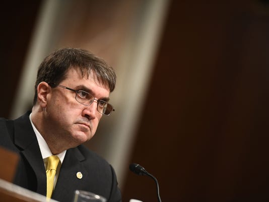 Senate confirms Robert Wilkie as VA secretary