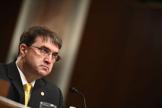 Robert Wilkie, VA nominee