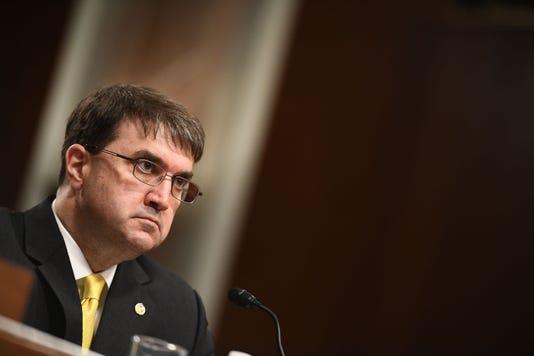 Robert Wilkie, VA nominee