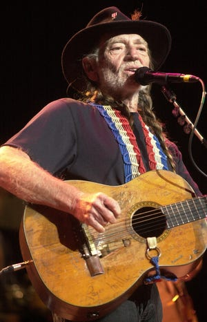 Willie Nelson will perform at the Save Mart Center.