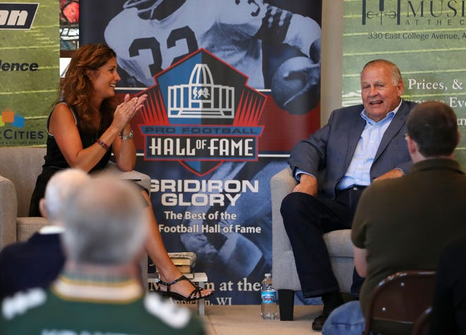 """A viewing of the film is free with paid admission to """"Gridiron Glory: The Best of the Pro Football Hall of Fame"""" on exhibit at the History Museum at the Castle in downtown Appleton."""